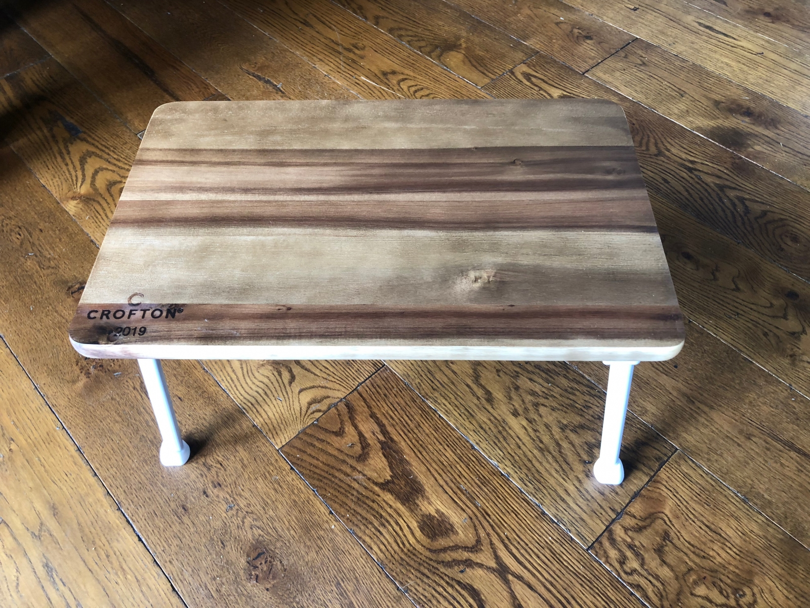 Chopping board table