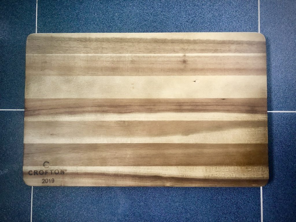 Aldi Acacia Wood Chopping Board