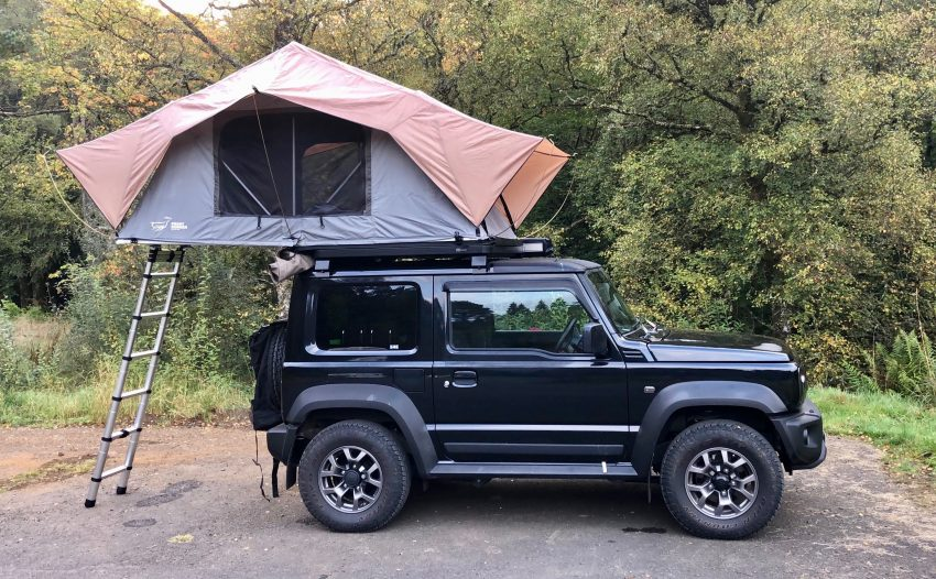 Ultralight Roof Top Tent