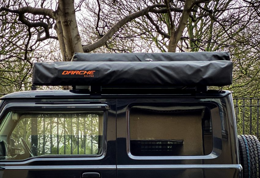 Jimny Roof Load Weight