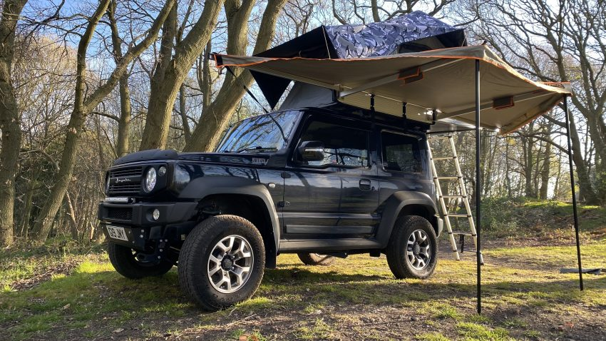 DARCHE 180 Rear Awning